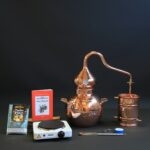 Ensemble complet Alambic traditionnel type A | Alambic Distiller