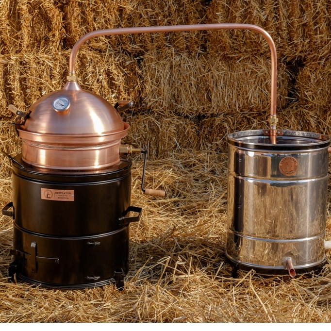 Chaudière à distiller Hobby pour la distillation de fruits | Alambic Distiller