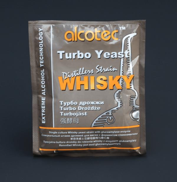 La levure turbo à whisky | Alambic Distiller