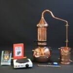 Ensemble complet Alambic à colonne | Alambic Distiller